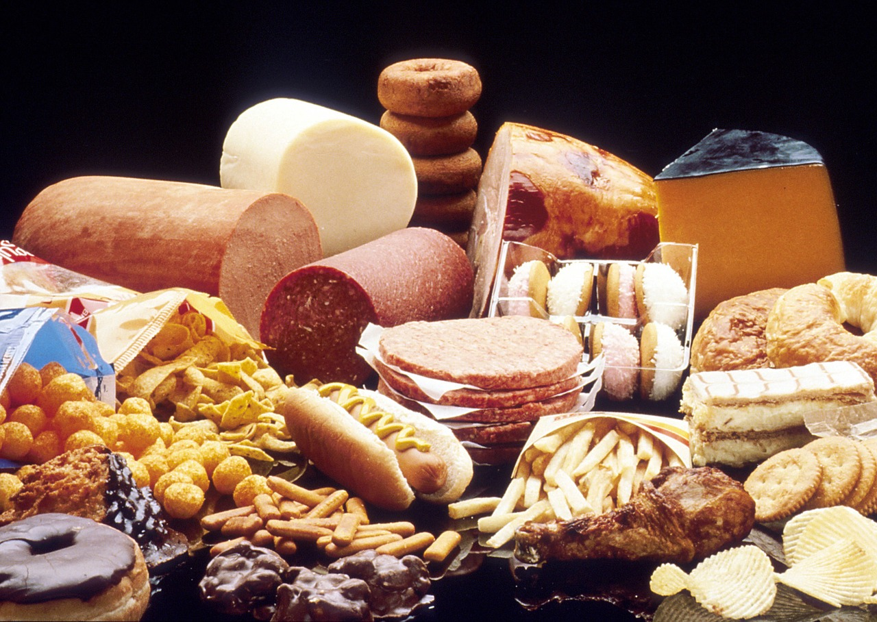 Kein Essen ist sicher vor Dir – schlage richtig zu